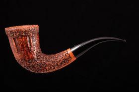 Курительная трубка SER JACOPO Roulette Calabash 732-3