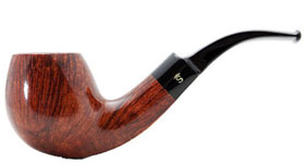 Курительная трубка Stanwell Royal Guard Brown Polished 232