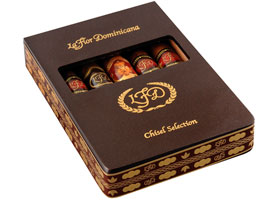 Набор сигар La Flor Dominicana Chisel Selection