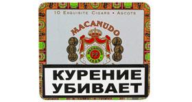 Сигариллы Macanudo Cafe Ascots