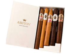 Набор сигар Ashton Classic 5