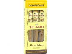 Набор сигар Te-Amo Dominican Blend Coronitas
