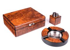 Набор сигарных аксессуаров Lubinski SET-Q2500