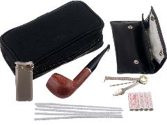 Набор трубокура Passatore в сумке 409-032