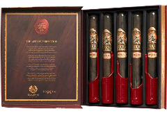 Наборы сигар Gurkha Private Select Churchill Rum Abuelo