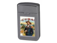 Настольная зажигалка Lotus Cuban Vista CVC T120G Cuban
