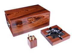 Настольный набор сигарных аксессуаров Howard Miller SET-810-048