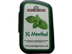 Нюхательный табак Samuel Gawith Menthol 10 гр.