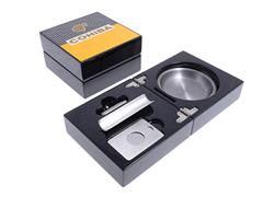 Пепельница сигарная Tom River с набором, Cohiba 524-305