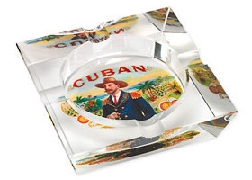 Пепельница сигарная Cuban Vista Cuban