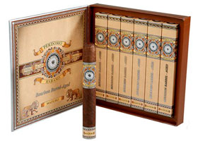 Набор сигар Perdomo Habano Bourbon Barrel Aged Epicure Maduro Gift Pack
