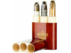 Подарочный набор сигар Gurkha Cellar Reserve Kracken Wood Sampler 3