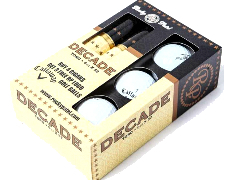 Подарочный набор сигар Rocky Patel Callaway Decade Toro Golf Display