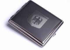 Портсигар Stoll Стальной на 26 сигарет  C43-2