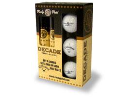 Набор сигар Rocky Patel Callaway Decade Toro Golf