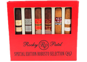 Набор сигар Rocky Patel Special Edition Robusto