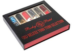 Набор сигар Rocky Patel Toro Tubos Sampler