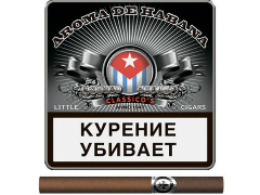 Сигариллы Aroma De Habana - Classico's