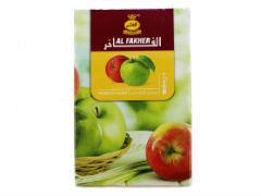 Табак для кальяна Al Fakher Two Apple 50 г.
