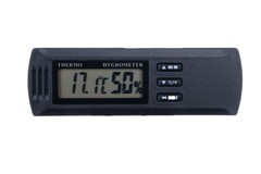 Термо-Гигрометр Passatore  Цифровой Плоский 596-501-1