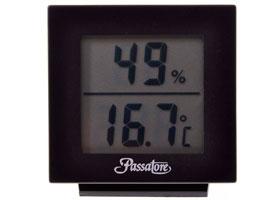 Термо-Гигрометр Passatore Цифровой Квадратный 596-511