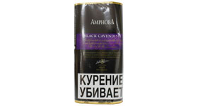 Трубочный табак Amphora Black Cavendish