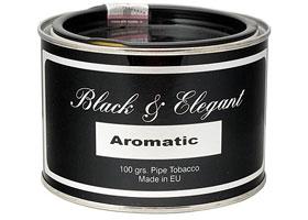 Трубочный табак Black & Elegant Aromatic