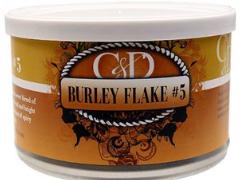 Трубочный табак Cornell & Diehl Burley Blends Burley Flake №5