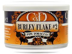 Трубочный табак Cornell & Diehl  Burley Flake #2