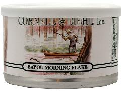 Трубочный табак Cornell & Diehl Tinned Blends Bayou Morning Flake