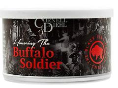 Трубочный табак Cornell & Diehl Tinned Blends Buffalo Soldier - 57 гр.