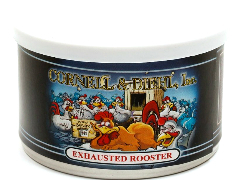 Трубочный табак Cornell & Diehl Tinned Blends Exhausted Rooster