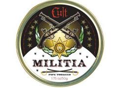 Трубочный табак Cult Militia 50 гр.