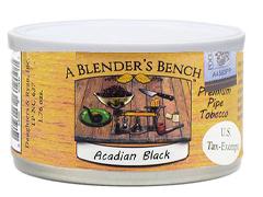 Трубочный табак Daughters & Ryan Blenders Bench Acadian Black 50 гр.