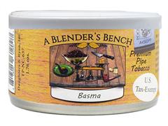 Трубочный табак Daughters & Ryan Blenders Bench Basma 50 гр.
