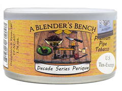 Трубочный табак Daughters & Ryan Blenders Bench Decade Series Perique 50 гр.