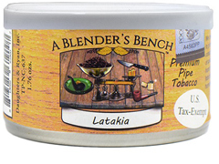Трубочный табак Daughters & Ryan Blenders Bench Latakia 50 гр.