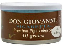 Трубочный табак Daughters & Ryan Cigar Leaf Blends Don Giovanni Sigaretta 40 гр.