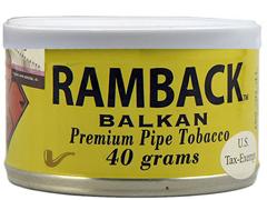 Трубочный табак Daughters & Ryan Oriental Blends Ramback Balkan 40 гр.