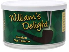 Трубочный табак Daughters & Ryan Premium Blends William's Delight 50 гр.
