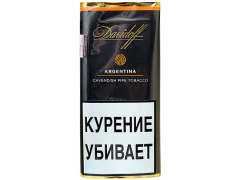 Трубочный табак Davidoff Argentina