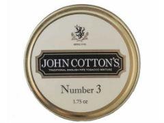 Трубочный табак для трубки John Cotton's Number 3
