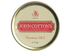 Трубочный табак для трубки John Cotton's Numbers 1 & 2 Medium