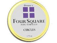 Трубочный табак Dobie's Four Square - Circles 50 гр.