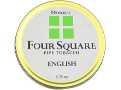 Трубочный табак Dobie's Four Square - English 50 гр.