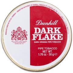 Трубочный табак Dunhill Dark Flake