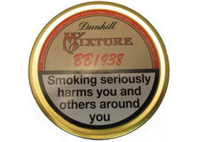 Трубочный табак Dunhill My Mixture Baby's Bottom 1938