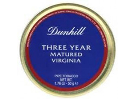 Трубочный табак Dunhill Three Year Matured Virginia