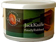 Трубочный табак G. L. Pease New World Collection Jack Knife Ready Rubbed 57 гр.