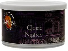 Трубочный табак G. L. Pease Old London Series - Quiet Nights 57 гр.